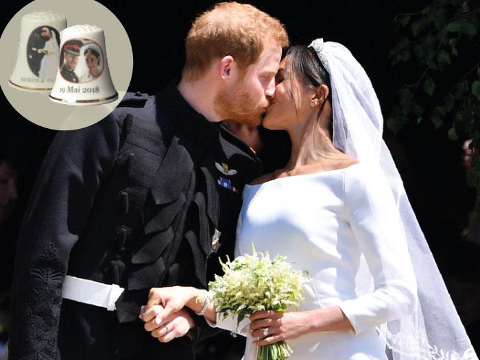 MARIAGE PRINCIPER MEGHAN ET HARRY DE A COUDRE DE COLLECTION