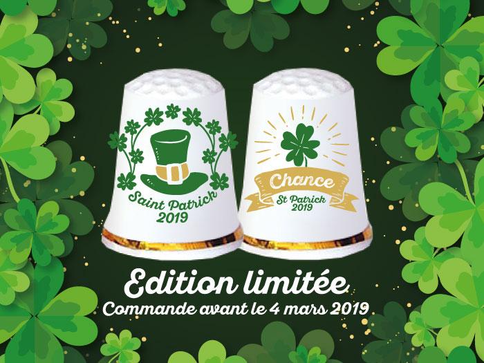 Dé souvenir pour la Saint Patrick 2019