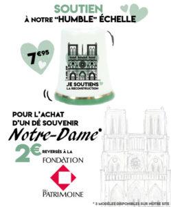 Notre dame de Paris fondation du patrimoine